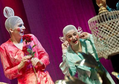 2010 – Prinzessin und Schweinehirt