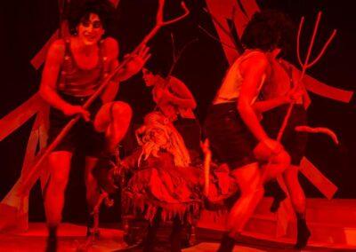 2015 - Der Teufel mit den 3 goldenen Haaren