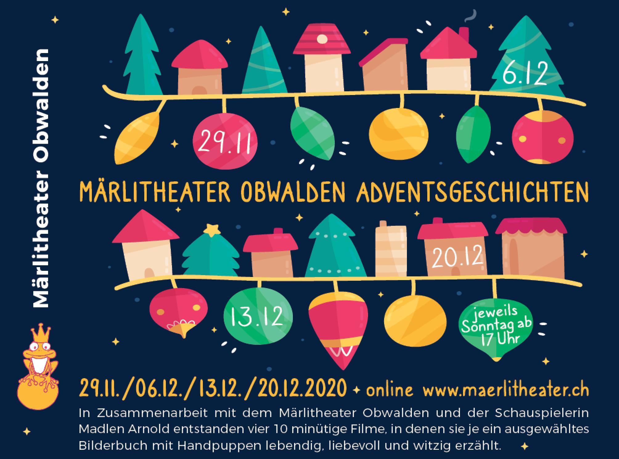 Adventsmärli – Märlitheater Obwalden